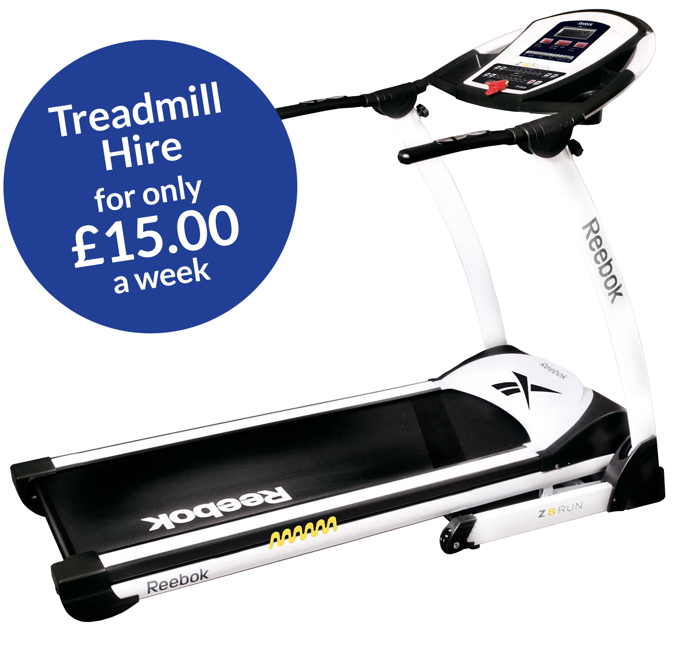 Treadmill Hire in Hull